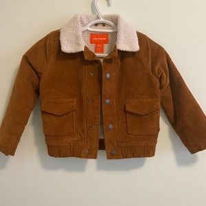 Boys cotton jacket for 5 year olds